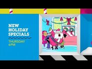 Cartoon Network - Holiday Special Premieres (60s) - December 1, 2016