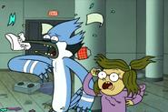 S4E10-Mordecai and Eileen screaming