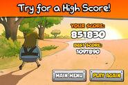 Regularshow rideemrigby ipodscreens highscore