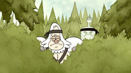 S3E35.119 Skips and HFG in the Bushes