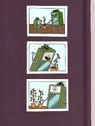 S7E19.133 Pictures of Gene Growing the Jade Phantom Pepper