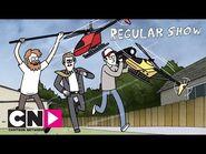 Regular Show - Chopper Storm - Cartoon Network