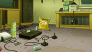 S6E19.182 Two Video Game Consoles and Chips
