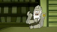 S6E19.140 Eggscellent Knight Showing the Relic Policy