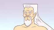 S4E13.260 Grand Master's Serious Face