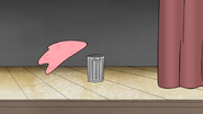 S6E07.006 Eileen Jumps in a Trash Can