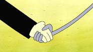 S6E22.301 Benson and Mr. Maellard Shaking Hands