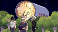 S6E08.196 Booster Appearing From Behind