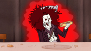 S4E34.159 Death Evilly Eating a Hot Dog