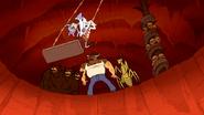 S5E27.60 Mordecai & CJ Escaping 01