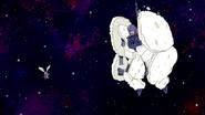 S6E24.418 Hyperduck Ultimate Fury Gigawing VS. Lunar Goosowary X Omega Warrior