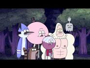 Regular Show - Terror Tales of the Park IV (Halloween Special Promo)