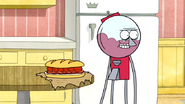 S4E13.058 Let's see how they like it when somebody steals their sandwich