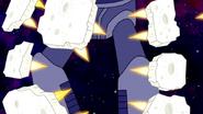 S6E24.494 Moon Armor Detaching from Cassowary