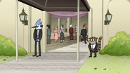 S6E28.029 Mordecai and Rigby are the Ushers