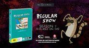 Season 4 DVD Australia Import