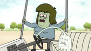 S3E04.102 Muscle Man Riding in the Cart with HFG