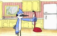 Vacuum cleaner mordecai