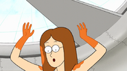 S7E32.218 Pam Floating Down