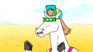 S6E21.099 Party Horse Needs a Snack Break to Study Better