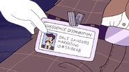 S6E04.284 The ID of Dale Sanders