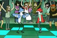 S4E10-Mordecai and Margaret dancing