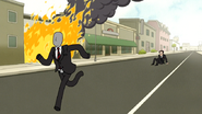 S6E18.035 Suit Running Away from Rich Steve