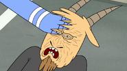S4E26.069 Mordecai Feeling Thomas' Forehead