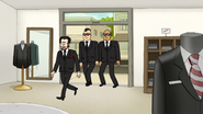 S6E18.008 Rich Steven and His Guard Enters the Tailor Shop