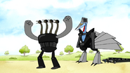S6E24.207 Mega Geese and Robo Cassowary