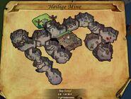 Heilige Mine Karte