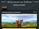 Karawanserei am Hydrasee