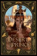 The Desert Prince hi-res cover