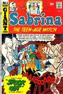 Sabrina the Teenage Witch -5 February 1972