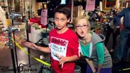 Liv and Maddie Let the Cloning Begin! Behind The Scenes Look