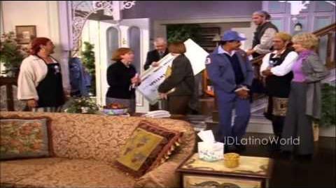 4x07 Sabrina la Bruja Adolescente - Preludio a un Beso Español Latino