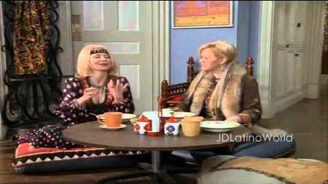 2x08 Sabrina la Bruja Adolescente - Atada a los 60 Español Latino