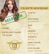 Celeste Newsome Info