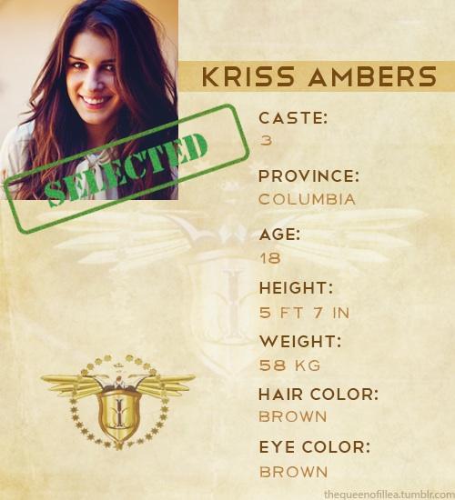 Kriss Ambers