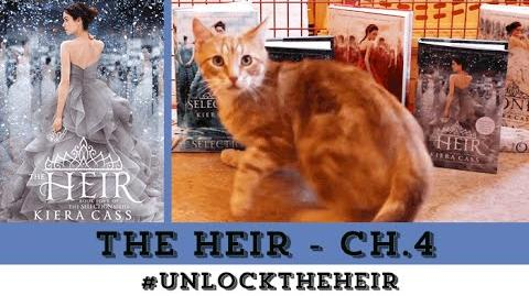 The Heir (The Selection Series) Chapter 4 UnlockTheHeir