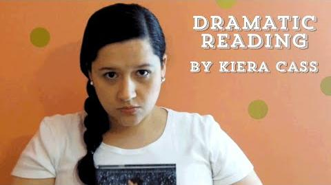 Dramatic Readings from The Heir by Kiera Cass The Selection Series