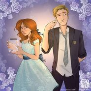 America and maxon drawing
