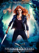 Clary Character
