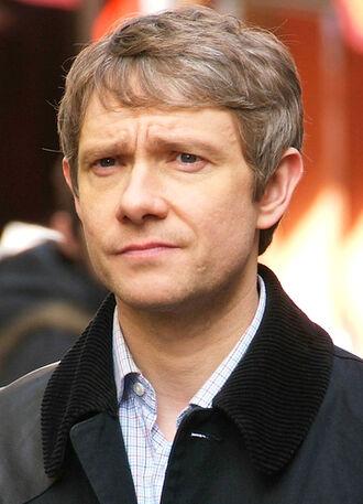 Martin Freeman during filming of Sherlock cropped.jpg
