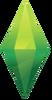TS4 Logo Plumbob.png