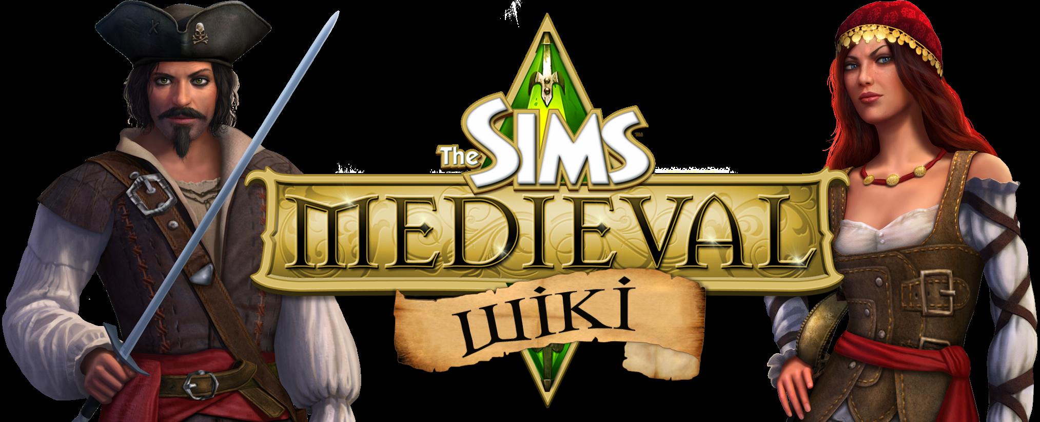 Logo Sims Wiki P&N.png