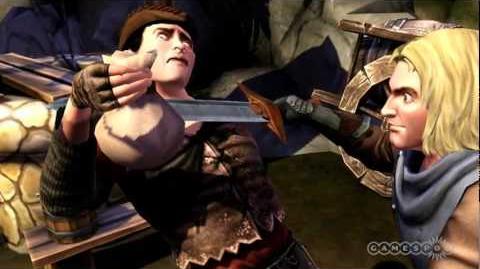 Gamespot Interview with Rachel Bernstein (The Sims Medieval)