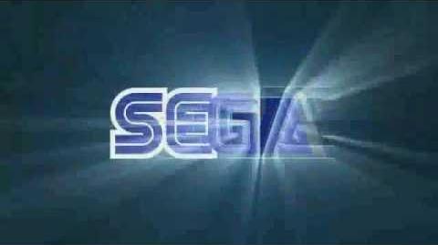 Current Sega Logo