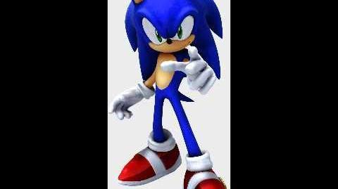 Sonic the Hedgehog- HIS WORLD with lyrics