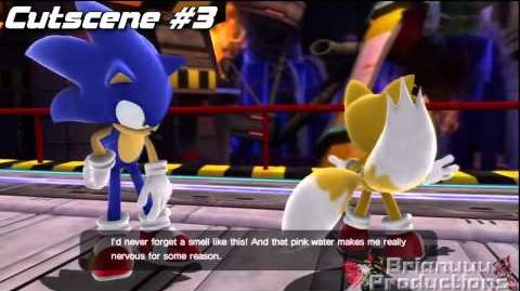 Sonic Generations - Cutscene Collection